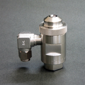 Two-fluid nozzle