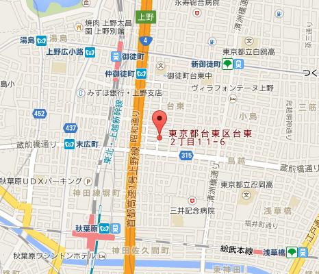本社・東京事業所・技術設計室