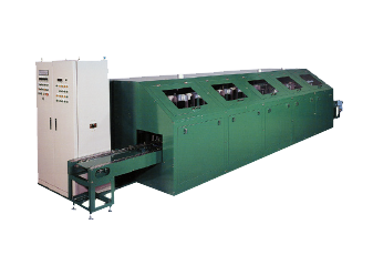 01Full-automatic ultrasonic cleaning system for metal parts