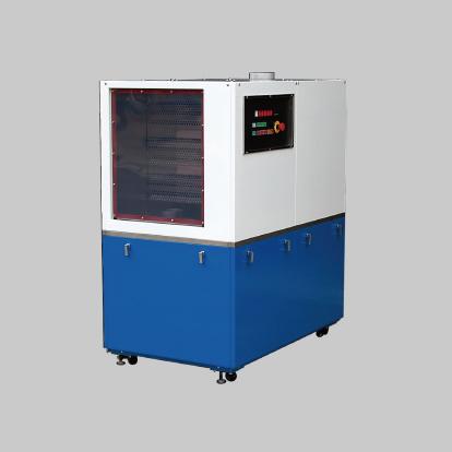 Multi-stage hot air circulation vaporizer