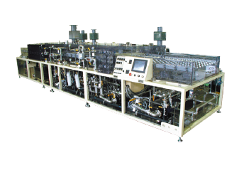 06Full-automatic single-wafer cleaning system for liquid crystal glass