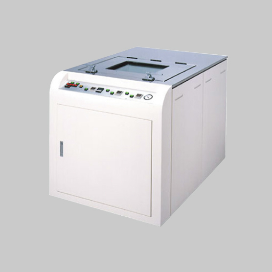 Vacuum & hot air dual drying system
